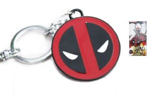Deadpool 'Logo' Keyring